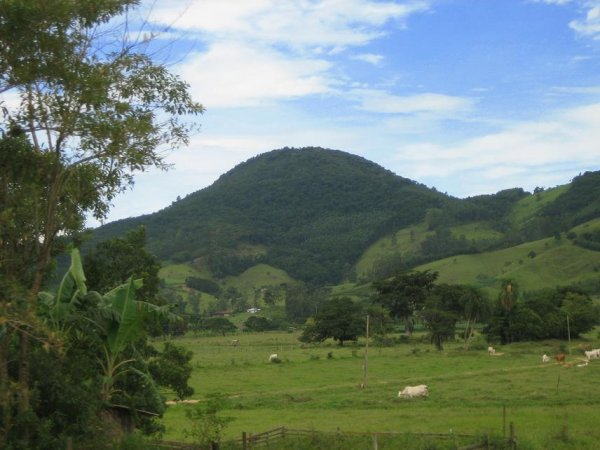 Tolle Berge im Sueden Brasiliens