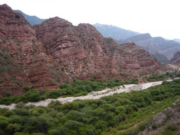 Von Salta nach Cafayate