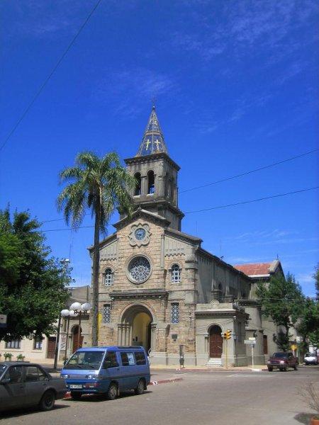 Plaza von Tacuarembo