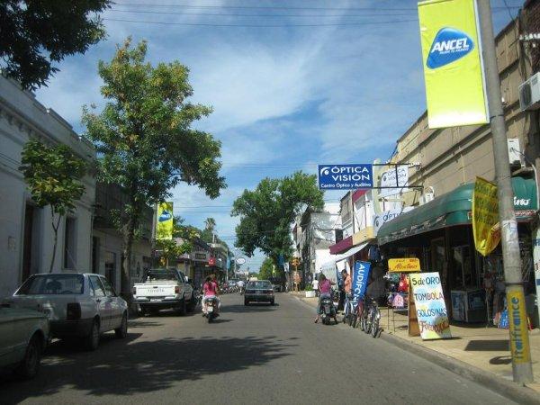 Tacuarembo - eine schoene Stadt