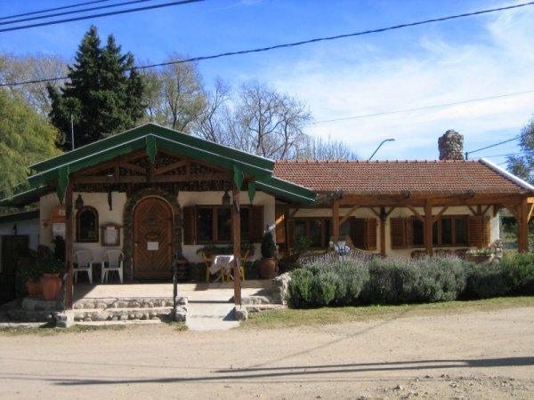 Villa General Belgranos Haeuser!