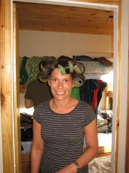 Haarpflege auf oustemerisch