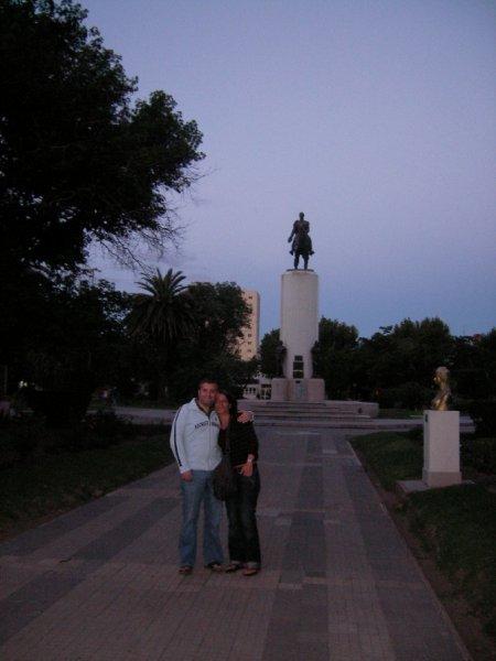 Romantischer Abendausflug zum Plaza