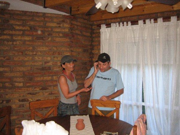 Radio Berninger sendet auch aus Argentinien