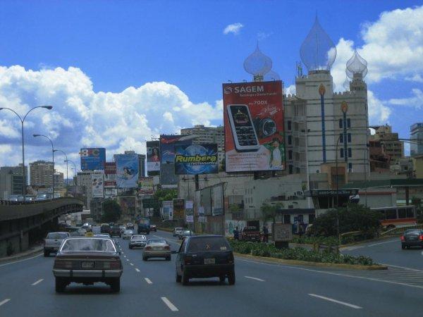 Caracas, Hochhauser ...