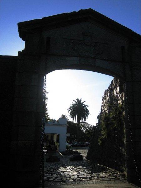 Stadttor von Colonia del Sacramento