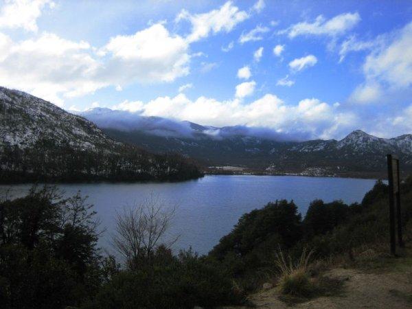 Nach Schnee, wieder Sonne! Typisch Anden