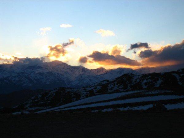 Aconcagua,  6962m !