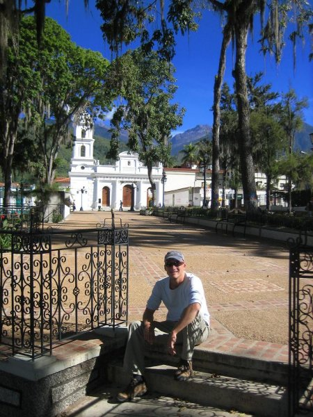 ... und Plaza Sucre in Merida