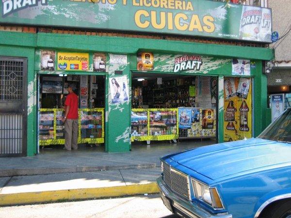 """""""Bierpuffs"""" in Venezuela"""