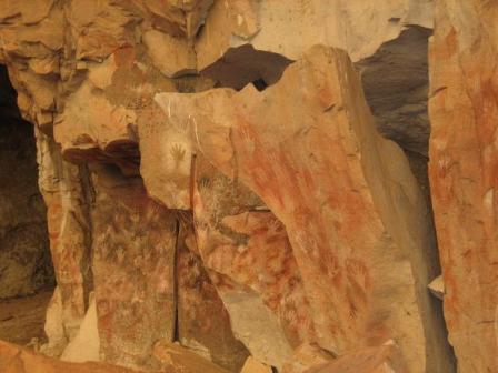 """""""Cuevas de los Manos"""" - Weltkulturerbe"""