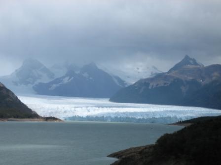 Endlich, Glacier Perito Moreno!