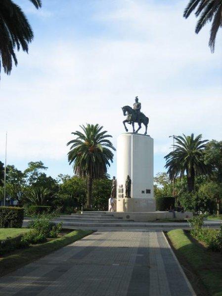 Plaza Trenque  Lauquen