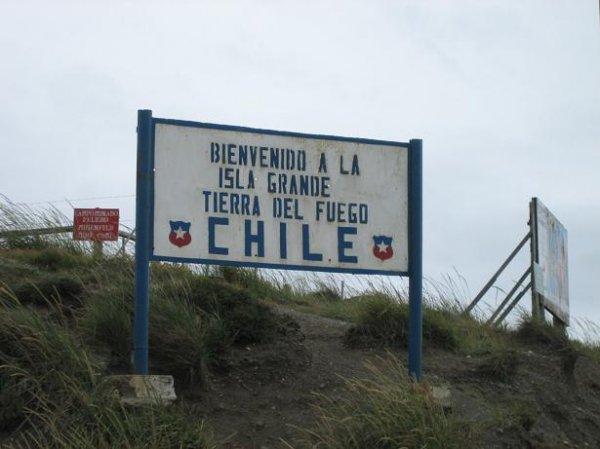 Erste mal Chile