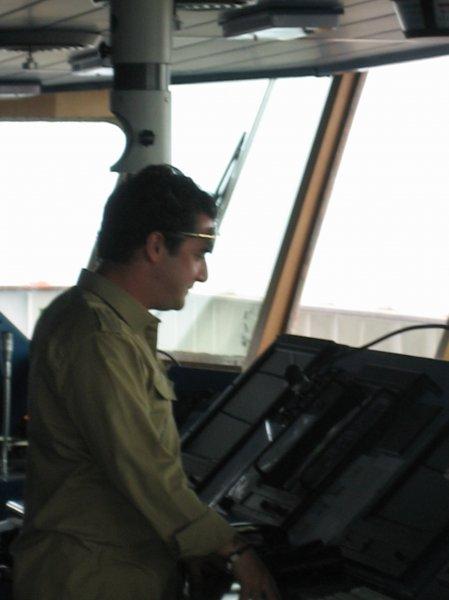 """Kapitano"" Giorgio"