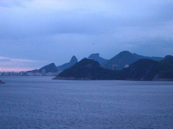 Rio im Morgengrauen