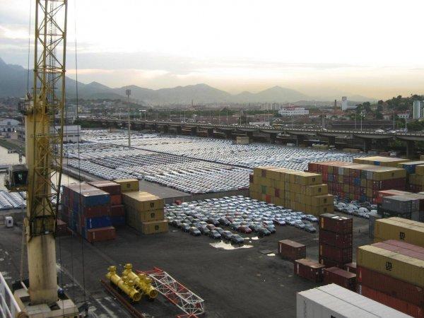 Hafen Rio de Janeiro