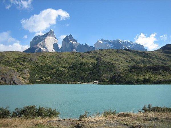 Wunderbare Bergwelt...