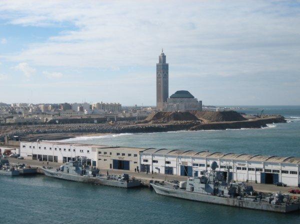Moschee von Casablanca