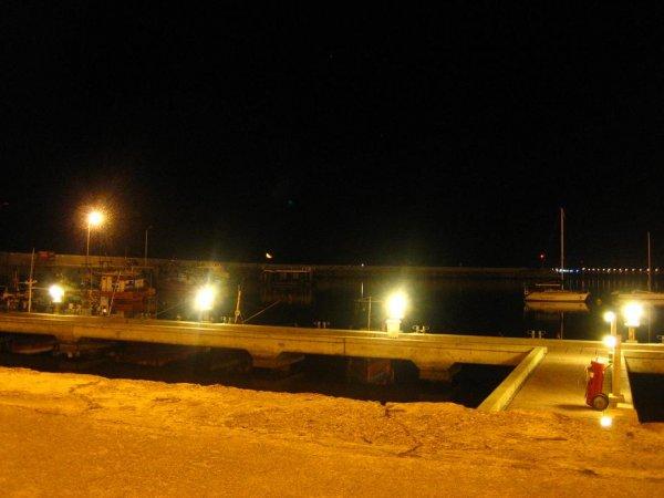 Piriapolis am Yachthafen