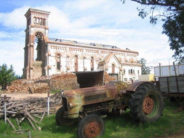 Kolonialkirche bei Piriapolis