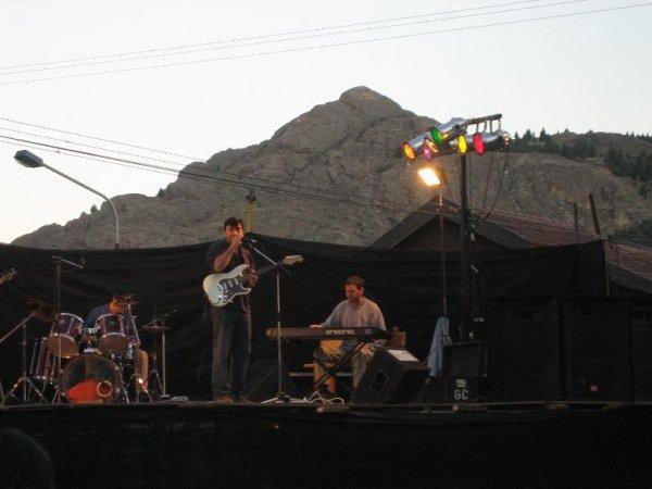 Livemusik zur 100-Jahr Feier